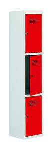 Értékmegőrző szekrény - 3 fakkos