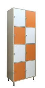 Értékmegőrző szekrény-8 ajtós