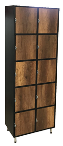 Értékmegőrző szekrény-10 ajtós