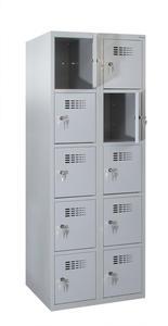 Értékmegőrző szekrény-10 fakkos
