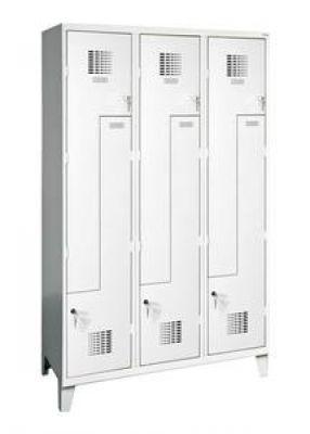 Hat Z ajtós öltözőszekrény