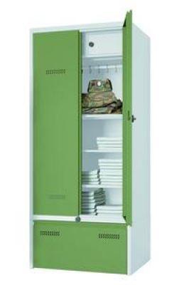 Katonai öltözőszekrény